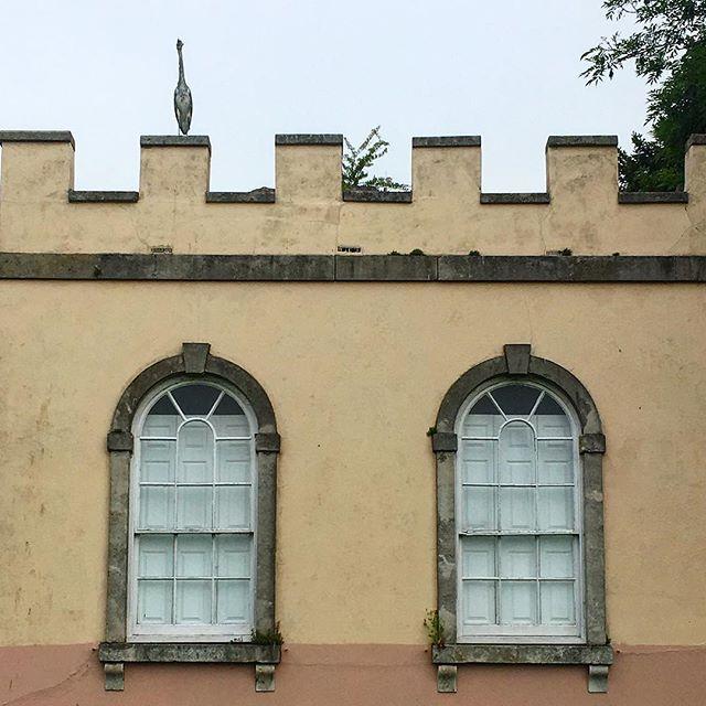 Heron Tower . . . #heron #fort #traditional #richmond