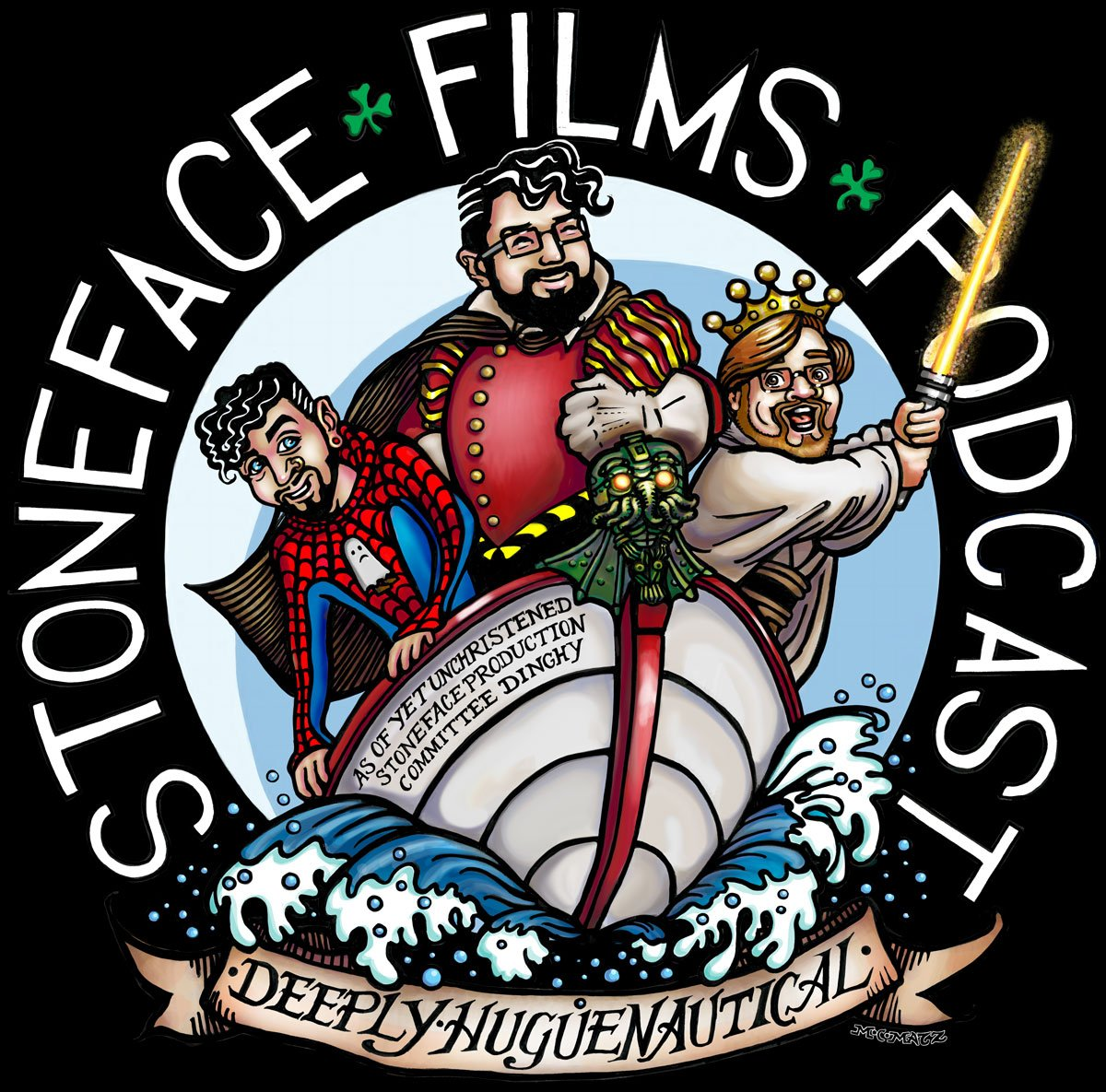 Stoneface Films Podcast