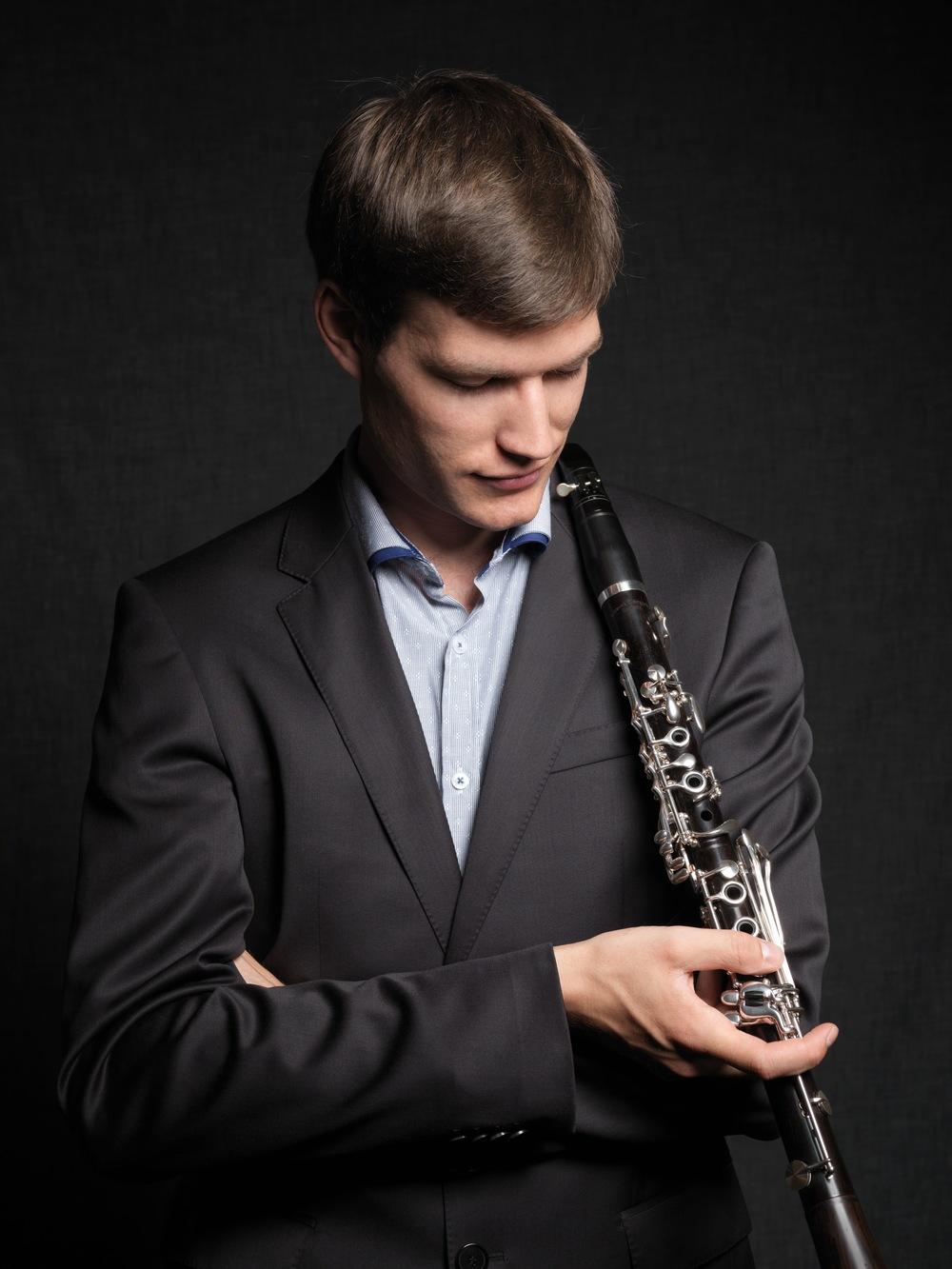 Max Mausen - Clarinet