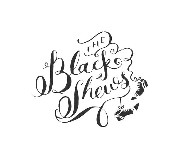 Logo for family band The Black Shews