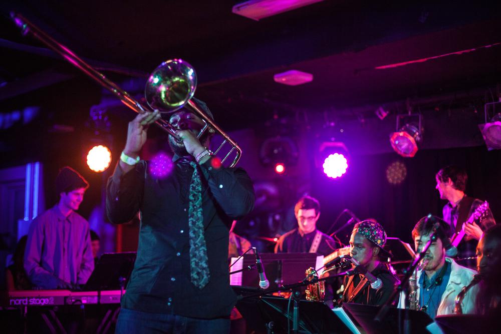 R.A.I.G. Big Band @ The Sco