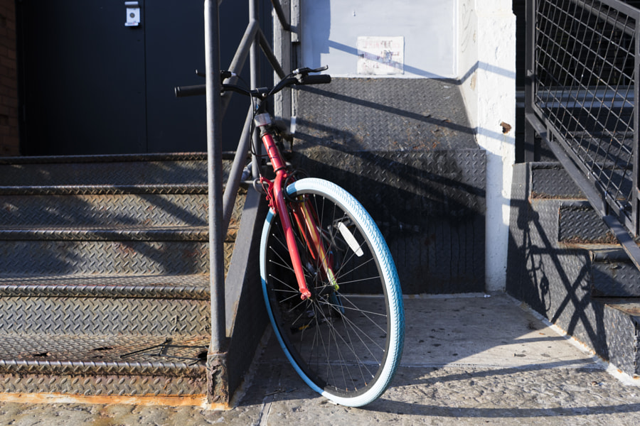 A Nice Bike