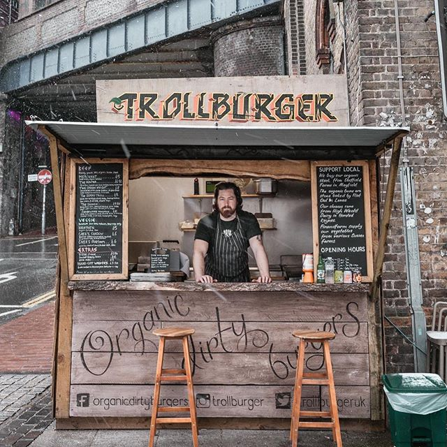 Just incase you're still wondering what's happen to The Troll's Pantry, it's no longer trading. However, The Troll has gone back to his roots and created @trollburger a small #streetfood shack under Brighton station, serving #organic #dirtyburgers to the people of #brighton So why not head over and give the page a like! #brightonburgers #burgers #brightonfood #sussexfood #awardwinning #bestburgers #burger #brightonburger