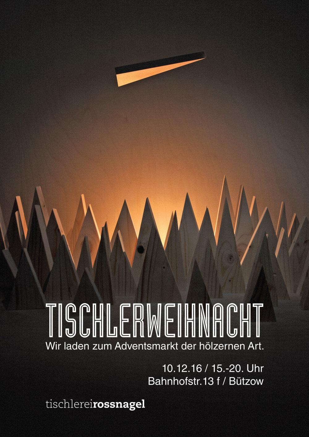 tischlerweihnacht tischlerei rossnagel 2016