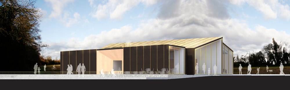 Langley Vale Visitors Hub - Competition