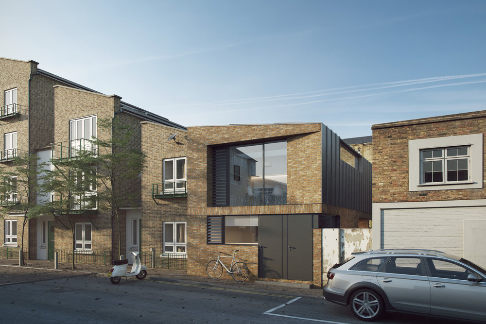 Blackstock Road Development
