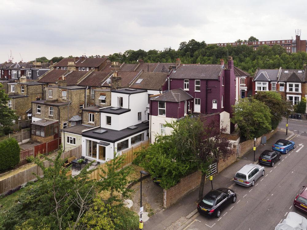 architect north london