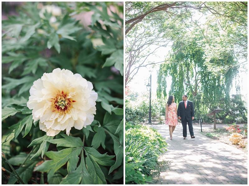 Lewis Ginter Botanical Gardens Engagement Eric and Sandy (13).jpg