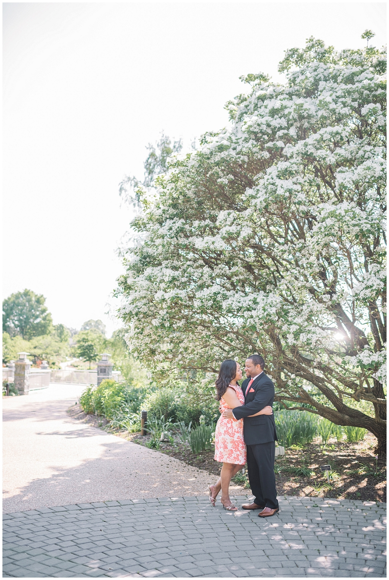 Lewis Ginter Botanical Gardens Engagement Eric and Sandy (18).jpg