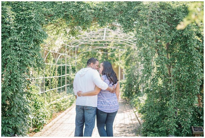 Lewis Ginter Botanical Gardens Engagement Eric and Sandy (33).jpg