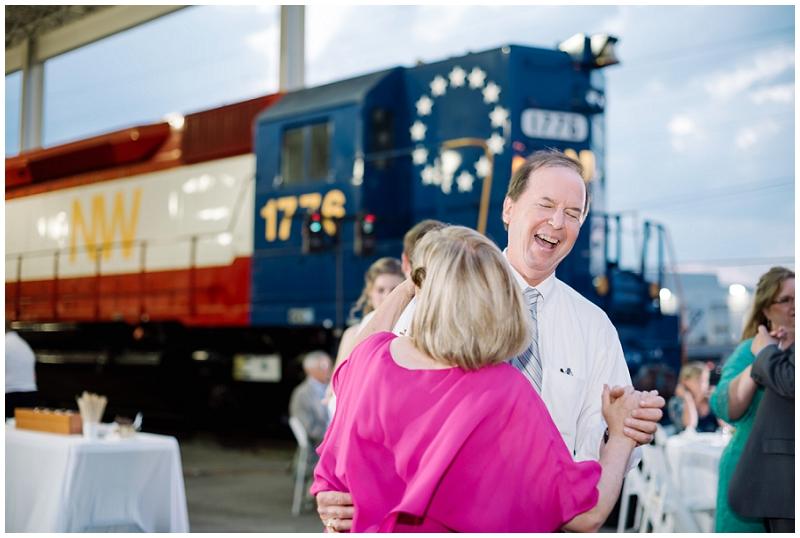 Virginia Transportation Museum Wedding Roanoke Virginia(108).jpg