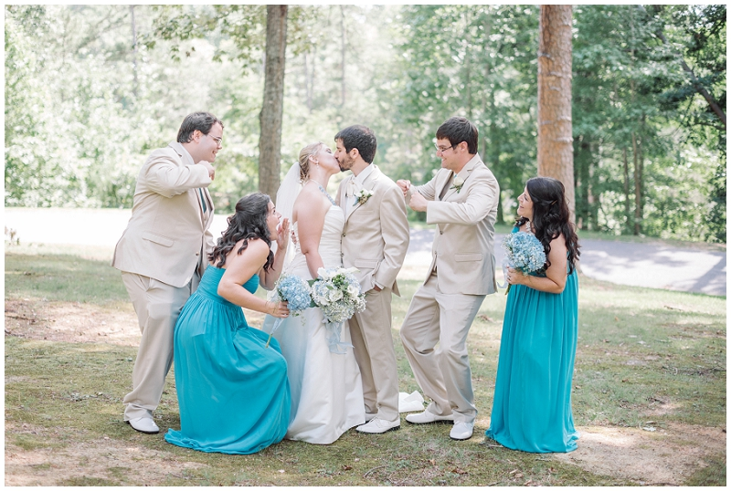 Twin Lakes State Park Green Bay Virginia Wedding (32).jpg