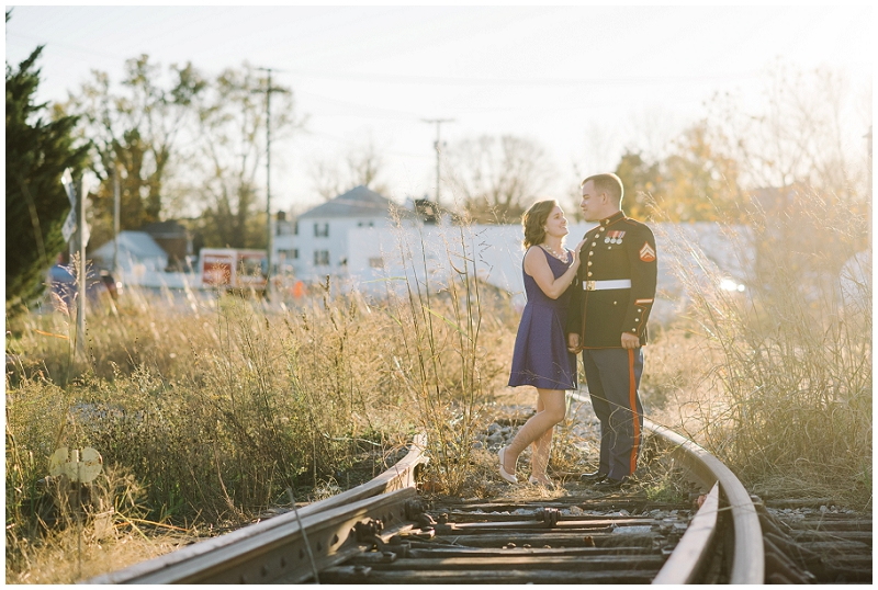 Vintage Military Train and Swing Engagement Photos Rocky Mount VA (1).jpg