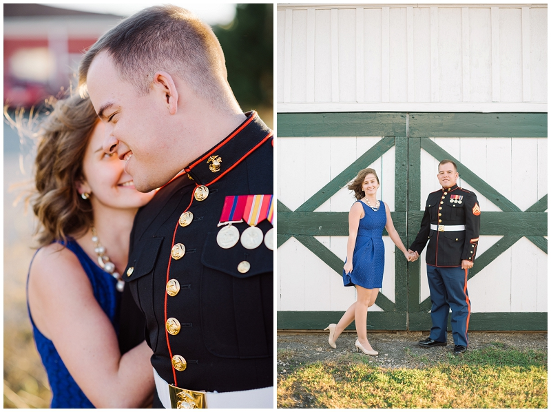 Vintage Military Train and Swing Engagement Photos Rocky Mount VA (2).jpg