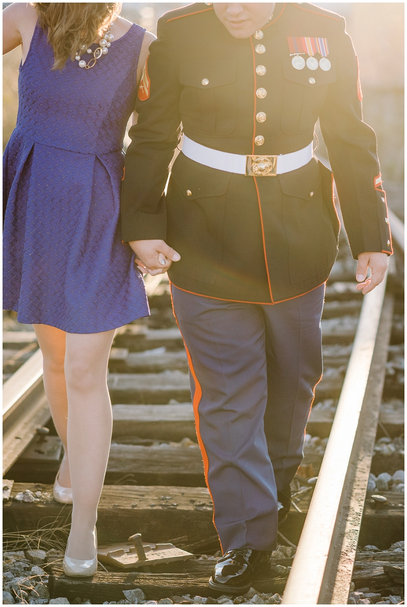 Vintage Military Train and Swing Engagement Photos Rocky Mount VA (3).jpg