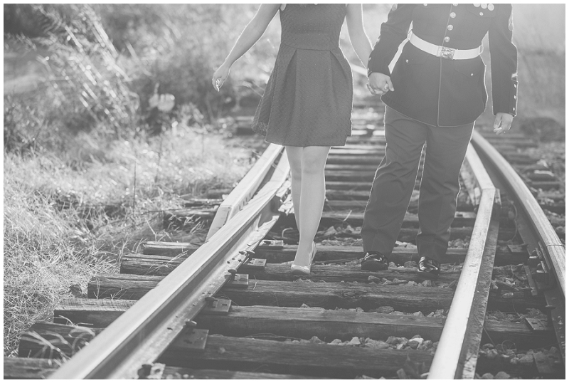 Vintage Military Train and Swing Engagement Photos Rocky Mount VA (7).jpg