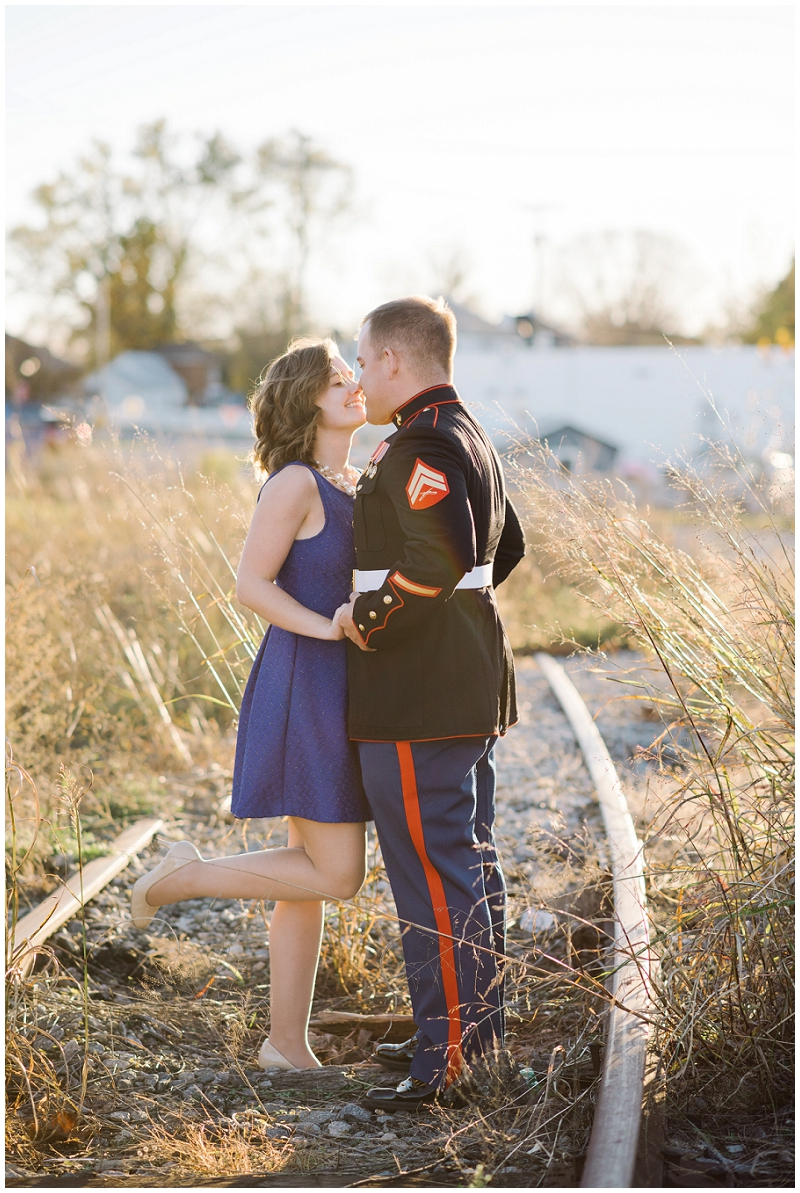 Vintage Military Train and Swing Engagement Photos Rocky Mount VA (6).jpg