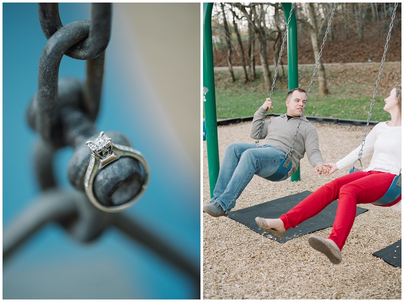 Vintage Military Train and Swing Engagement Photos Rocky Mount VA (17).jpg