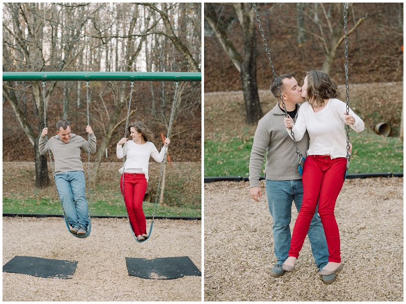 Vintage Military Train and Swing Engagement Photos Rocky Mount VA (19).jpg