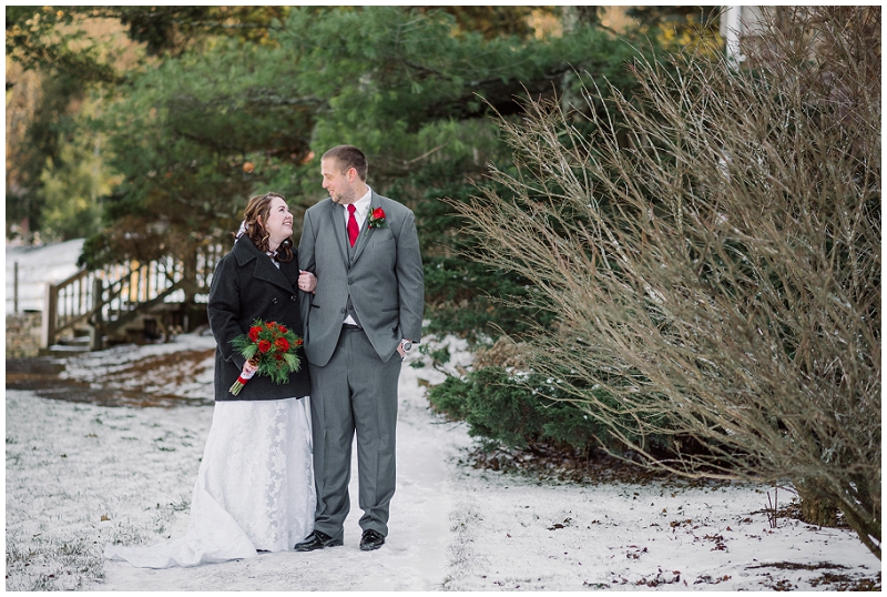 Snowy Christmas Winter Wedding Mountain Lake Lodge (23).jpg