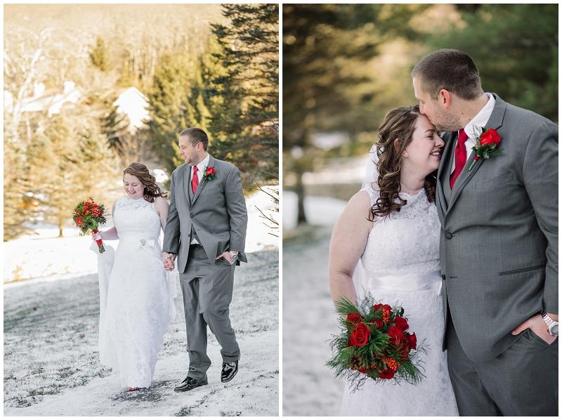 Snowy Christmas Winter Wedding Mountain Lake Lodge (26).jpg