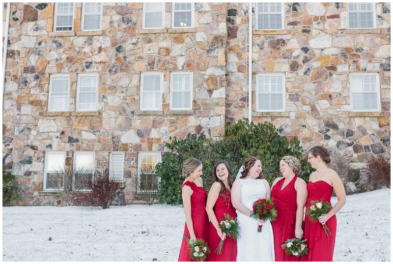 Snowy Christmas Winter Wedding Mountain Lake Lodge (31).jpg
