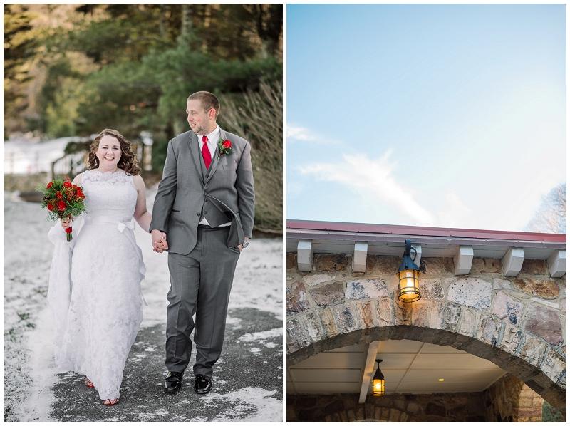 Snowy Christmas Winter Wedding Mountain Lake Lodge (34).jpg