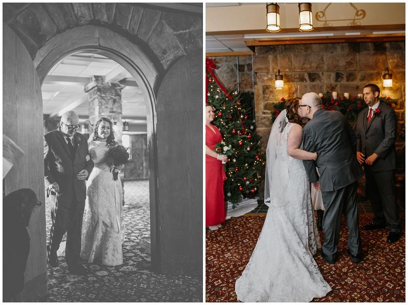 Snowy Christmas Winter Wedding Mountain Lake Lodge (38).jpg