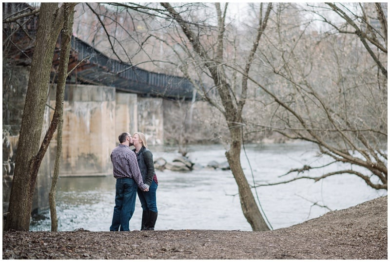 Downtown Lynchburg Winter Engagement Photo (7).jpg