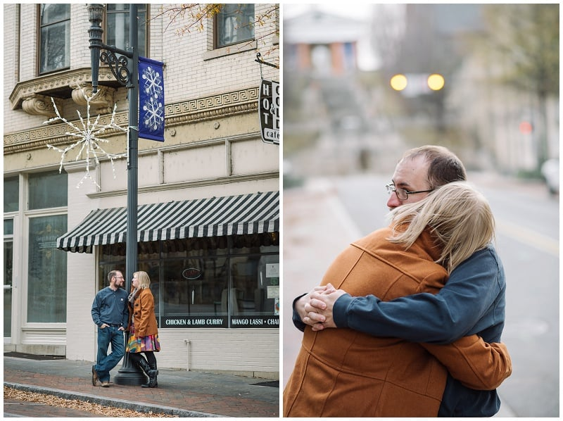 Downtown Lynchburg Winter Engagement Photo (12).jpg