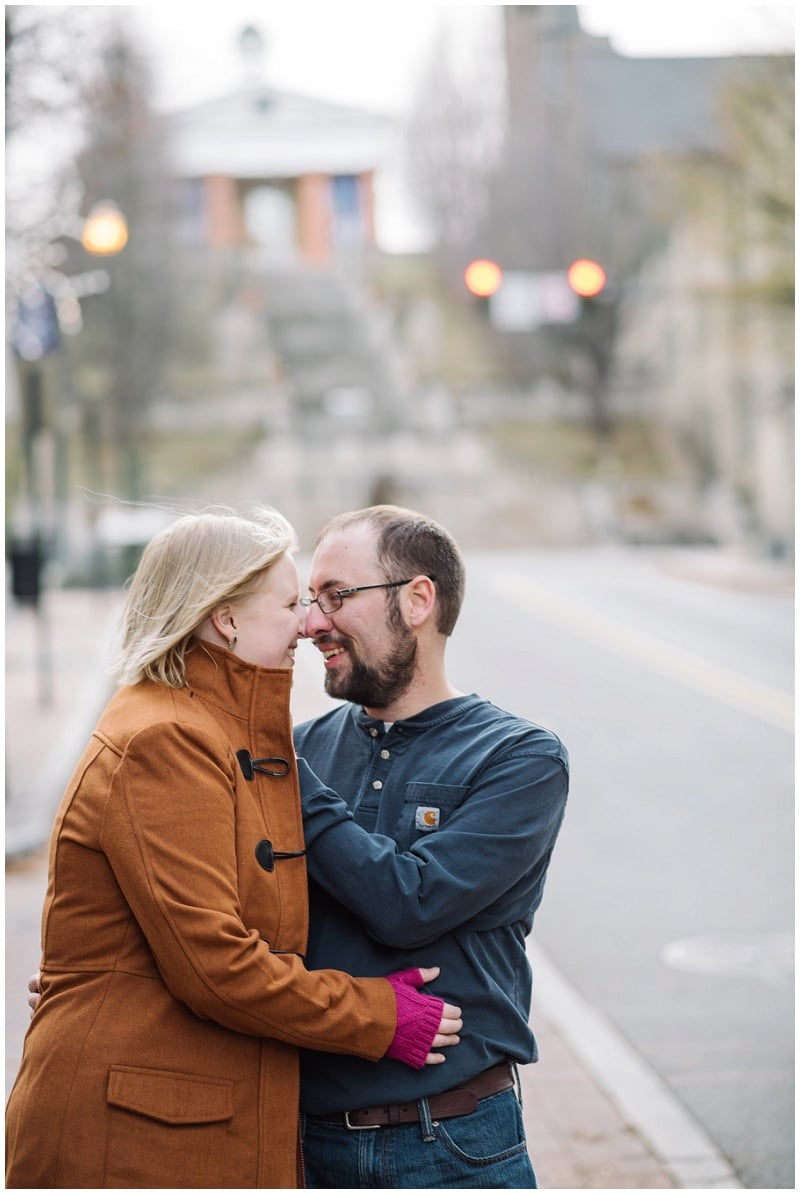 Downtown Lynchburg Winter Engagement Photo (13).jpg