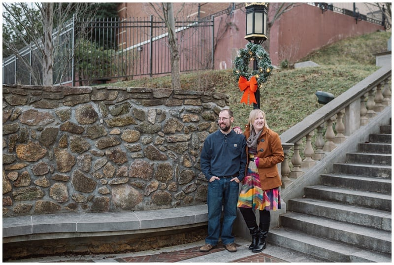 Downtown Lynchburg Winter Engagement Photo (14).jpg