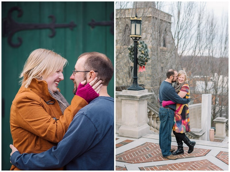 Downtown Lynchburg Winter Engagement Photo (15).jpg