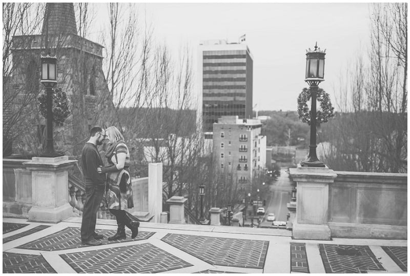 Downtown Lynchburg Winter Engagement Photo (19).jpg