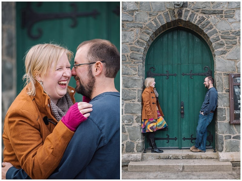 Downtown Lynchburg Winter Engagement Photo (20).jpg