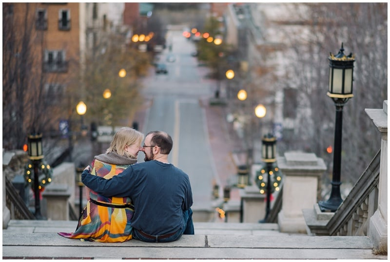 Downtown Lynchburg Winter Engagement Photo (22).jpg