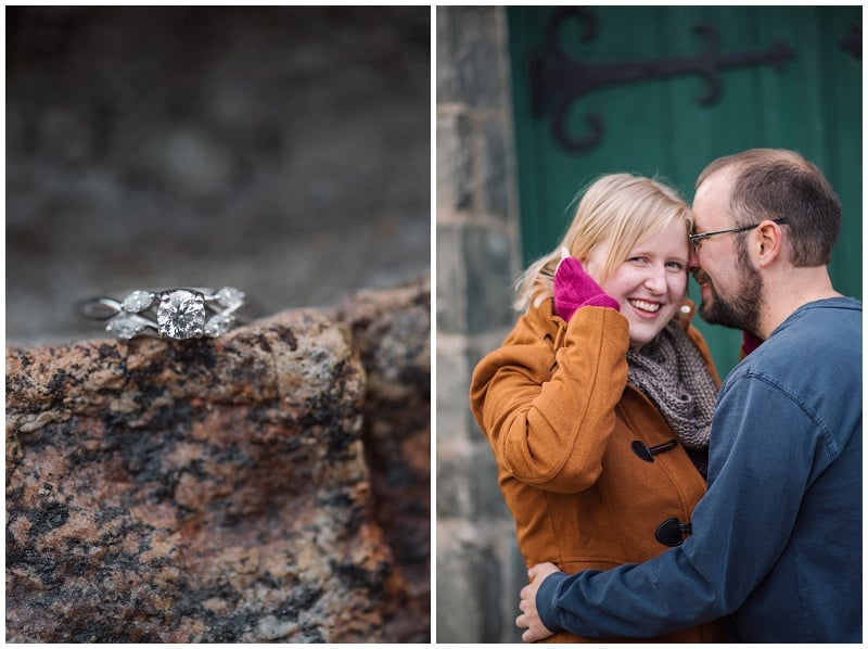 Downtown Lynchburg Winter Engagement Photo (23).jpg