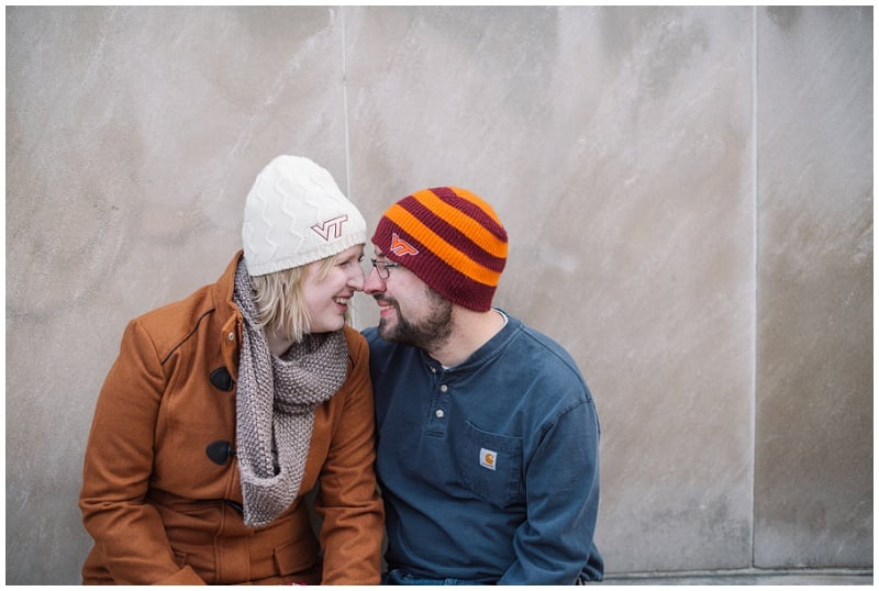 Downtown Lynchburg Winter Engagement Photo (25).jpg
