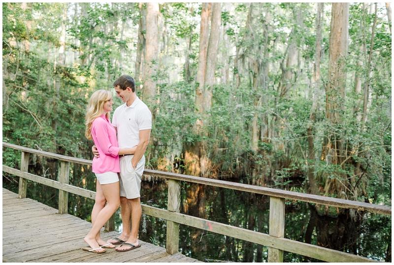 First Landing State Park Engagement | Virginia Beach | Spanish Moss