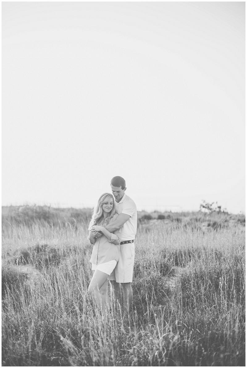 Romantic Beach Engagements |First Landing State Park | Virginia Beach