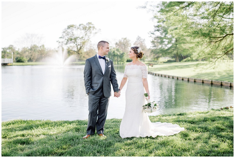Posing the Bride and Groom | Authentic Natural Poses