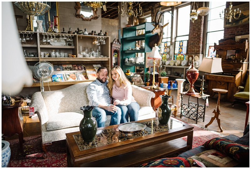 Louisville Downtown Engagement Photos at Joe Ley Antiques (14).jpg