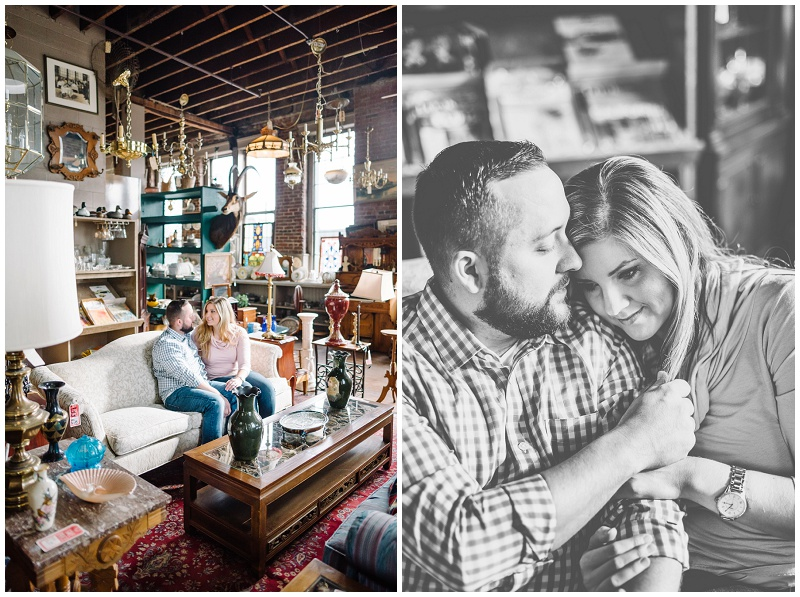 Louisville Downtown Engagement Photos at Joe Ley Antiques (15).jpg