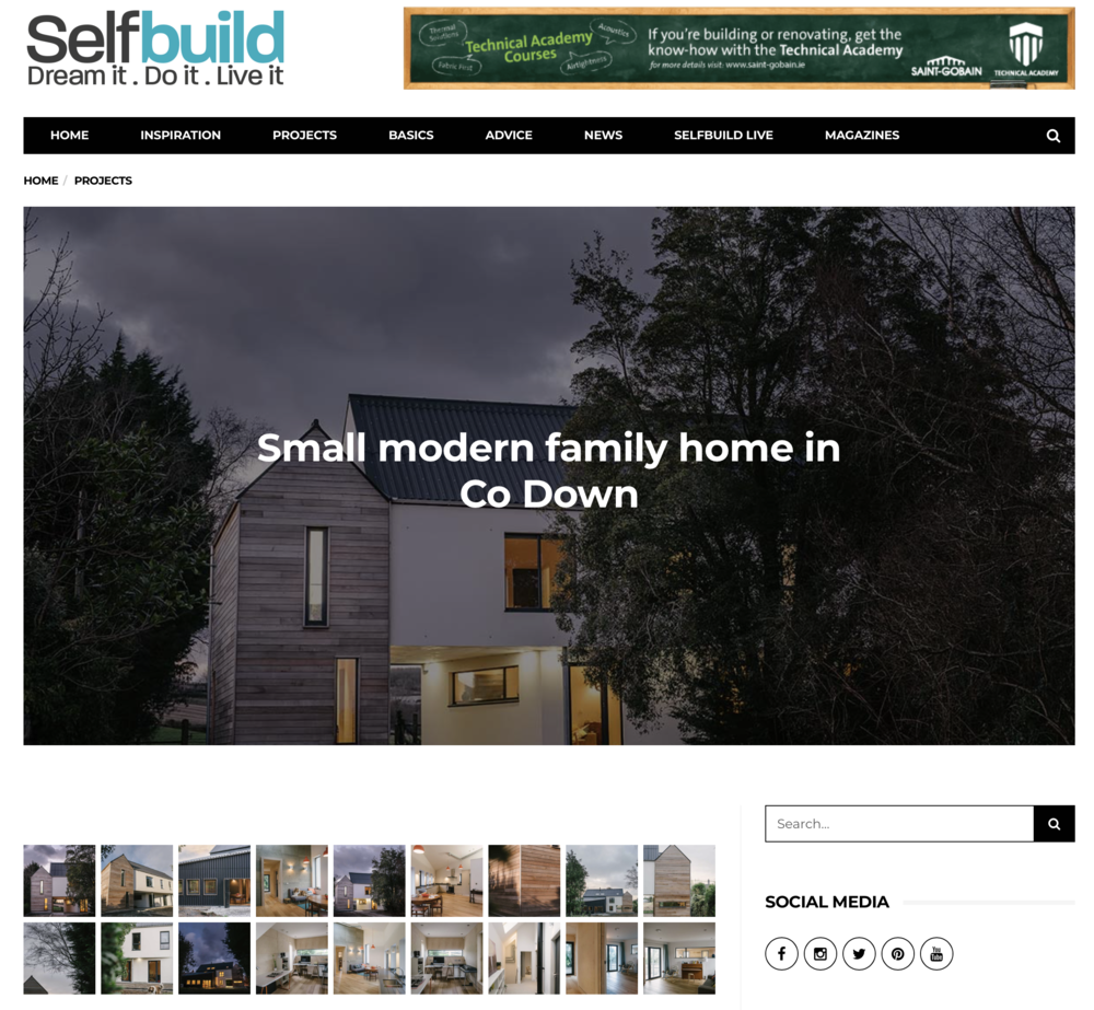 Selfbuild.ie modern family home