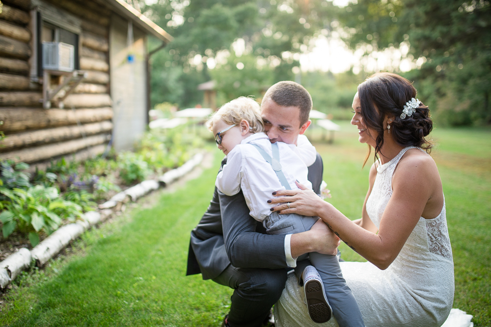 Photographing Bailey and Brennan's Beautiful Garden Wedding along side my pal Steph. - August 25View Blog