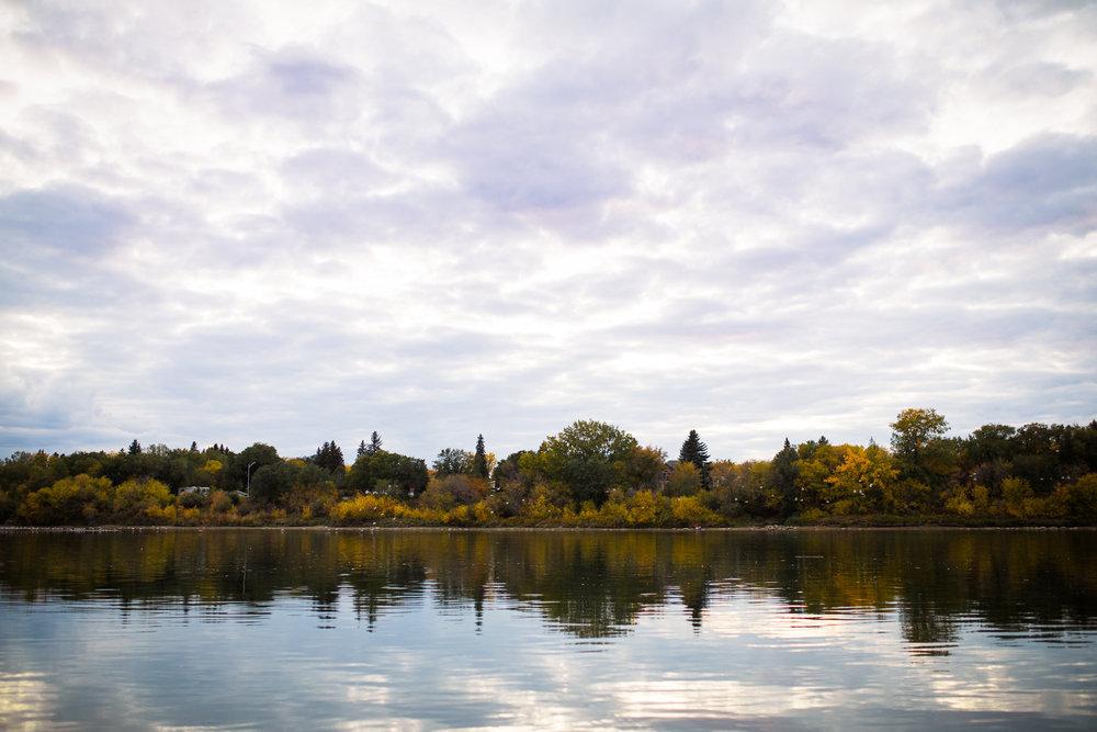 Autumn River Walks - September 19