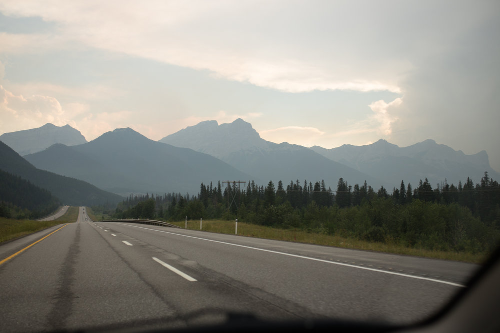I took a road trip from Banff to Revelstoke this summer and fell in love with the area. We had a campsite booked at Two Jack Lake for a night on either end with three nights in between and no agenda. -