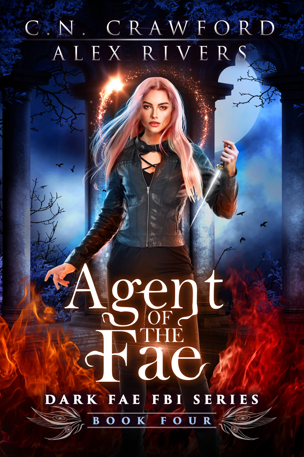 Book 4: Agent of the Fae