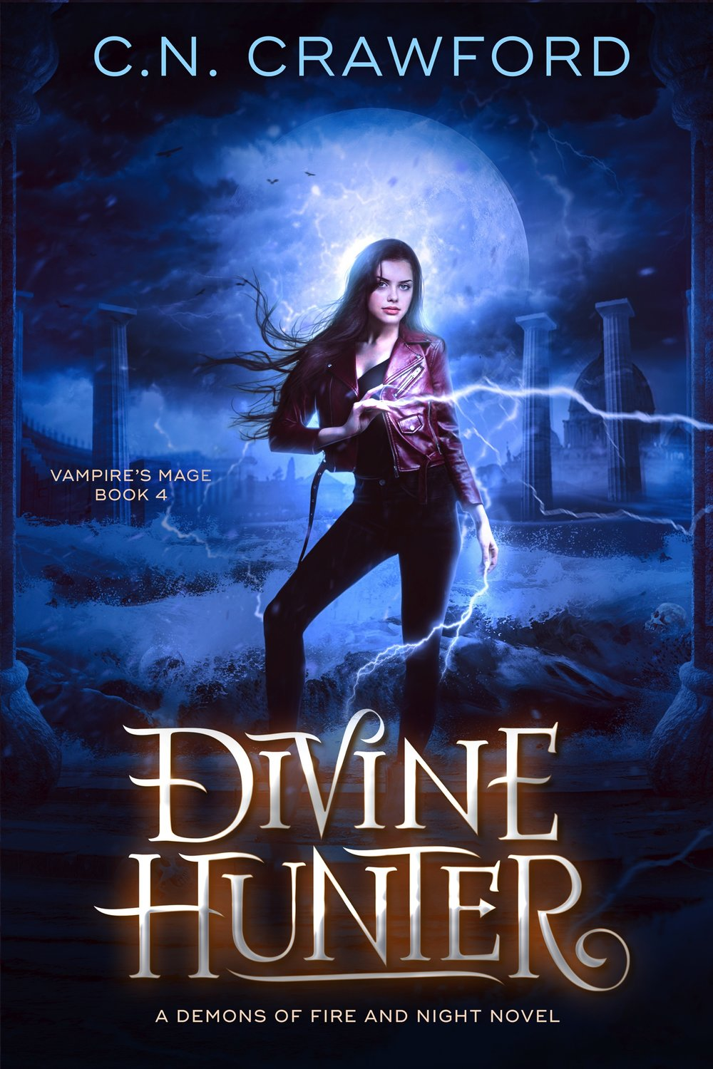 Book 4: Divine Hunter