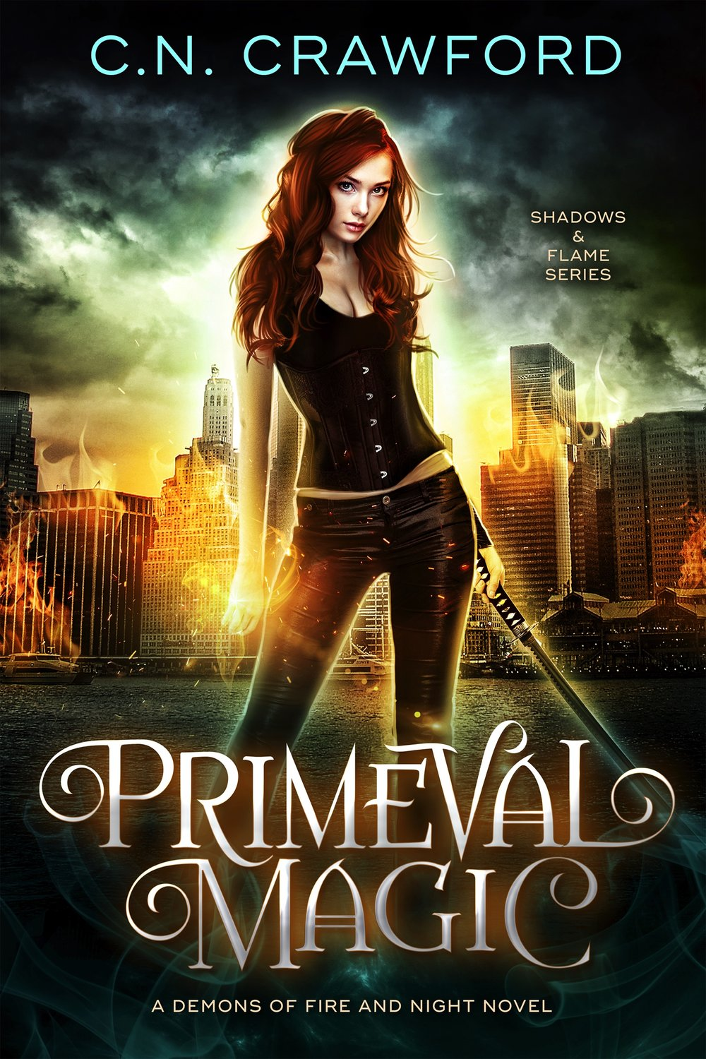 Book 3: Primeval Magic